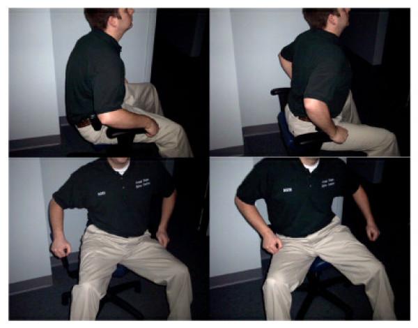 Side Posture Lumbopelvic Adjustments Were Delivered